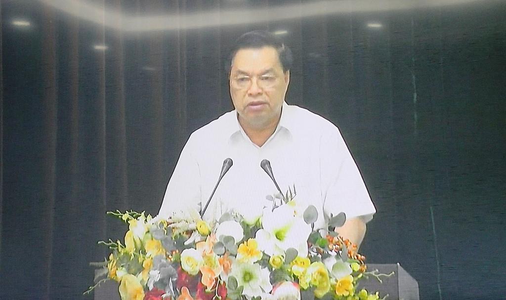 Hội nghị trực tuyến Báo cáo viên Trung ương tháng 7/2020