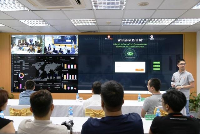 Đắk Lắk tham gia diễn tập về giám sát và ứng phó sự cố an ninh mạng