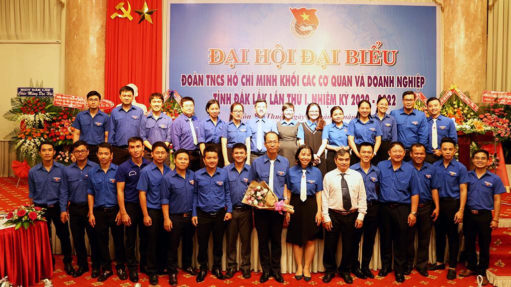 Đại hội đại biểu Đoàn khối Cơ quan và Doanh nghiệp tỉnh lần thứ I, nhiệm kỳ 2020 – 2022