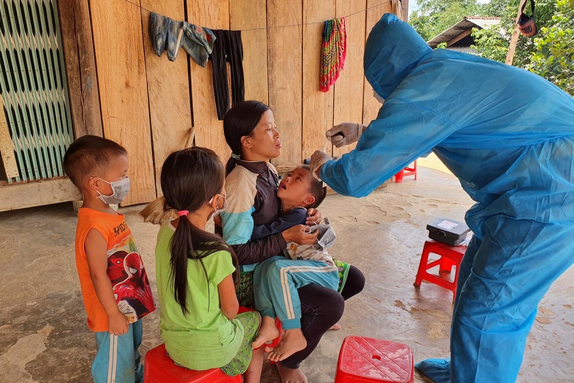 Ghi nhận thêm hai trường hợp mắc bệnh bạch hầu tại huyện M'Đrắk