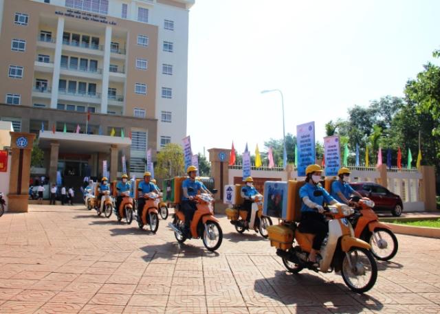 Đắk Lắk  ra quân  hưởng ứng Ngày Bảo hiểm Y tế Việt Nam