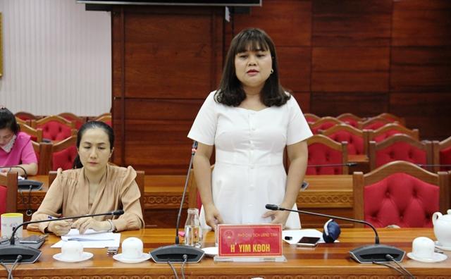 Đoàn kiểm tra của Ban Chỉ đạo Quốc gia phòng, chống dịch Covid-19 làm việc với tỉnh Đắk Lắk