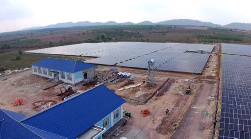 Quyết định về việc cho phép Công ty Cổ phần Đầu tư Năng lượng Cao Nguyên chuyển mục đích sử dụng 222.667,1m 2 đất tại xã Ea Huar, huyện Buôn Đôn