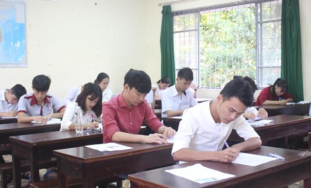 Tổ chức Kỳ thi tốt nghiệp THPT năm 2020 tại tỉnh Đắk Lắk