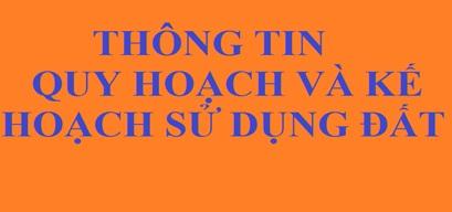 Phê duyệt bổ sung danh mục dự án vào Kế hoạch sử dụng đất năm 2020 của huyện Krông Bông