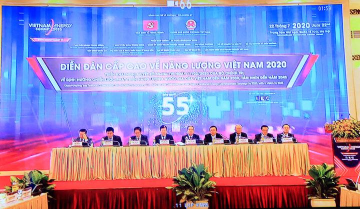 Hội nghị trực tuyến Diễn đàn cấp cao về Năng lượng Việt Nam 2020