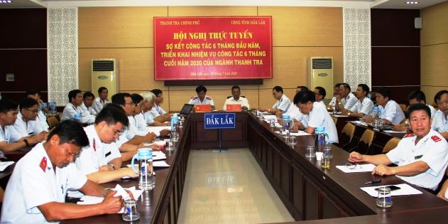 Thanh tra Chính phủ triển khai nhiệm vụ 6 tháng cuối năm 2020