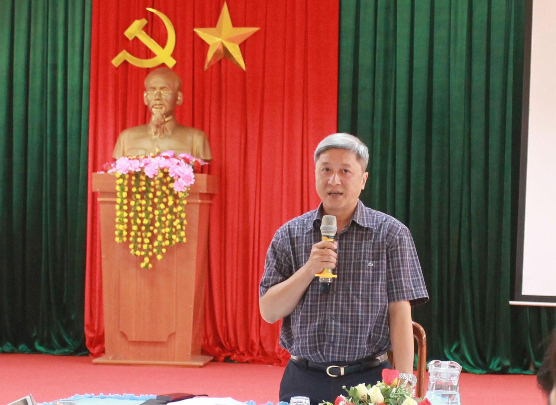 Đoàn công tác của Bộ Y tế làm việc với các tỉnh Tây Nguyên về công tác khám, điều trị bệnh bạch hầu