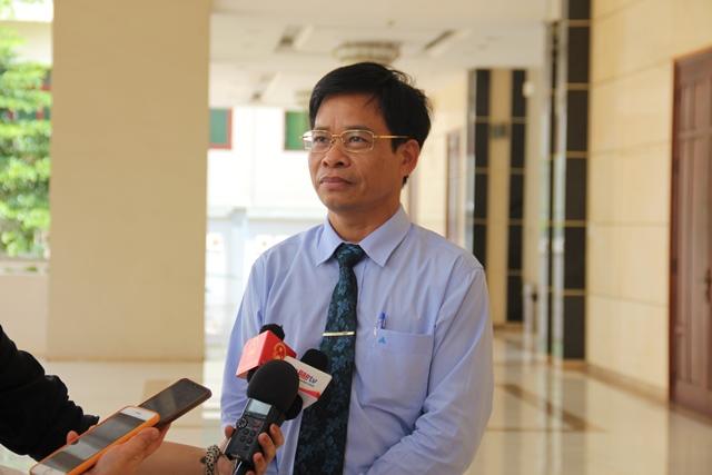 Ông Lưu Văn Khôi trúng tuyển chức danh Giám đốc Sở Công Thương tỉnh Đắk Lắk