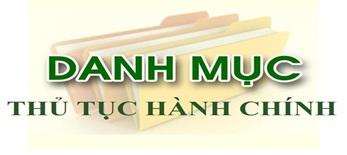 Công bố Danh mục thủ tục hành chính sửa đổi trong lĩnh vực đường bộ thuộc thẩm quyền giải quyết của Sở Giao thông vận tải trên địa bàn tỉnh Đắk Lắk