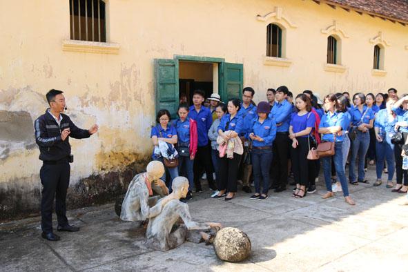 Sửa chữa, cải tạo một số hạng mục thuộc di tích Nhà đày Buôn Ma Thuột, tỉnh Đắk Lắk