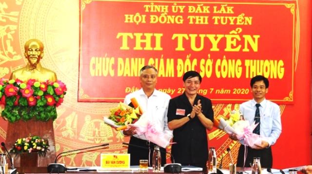 Khai mạc vòng 2 Kỳ thi tuyển chức danh Giám đốc Sở Công Thương tỉnh Đắk Lắk