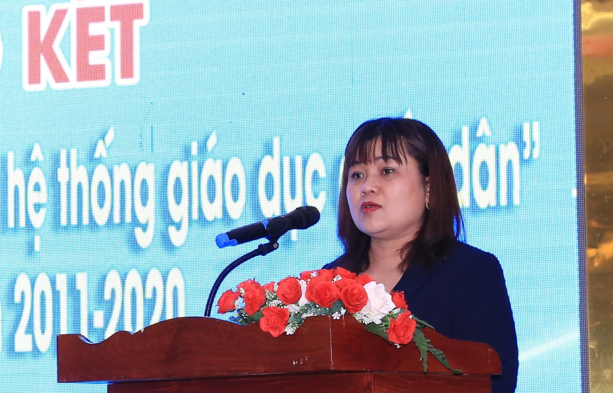 Tổng kết 10 năm thực hiện Đề án dạy và học ngoại ngữ trong hệ thống giáo dục quốc dân