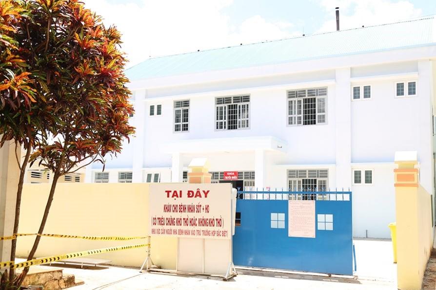 Phong tỏa Khoa Truyền nhiễm Bệnh viện Đa khoa vùng Tây Nguyên để phòng chống dịch Covid - 19