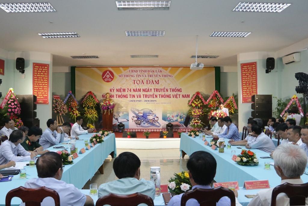 Kế hoạch tổ chức  kỷ niệm 75 năm Ngày Truyền thống ngành Thông tin và Truyền thông Việt Nam (28/8) năm 2020