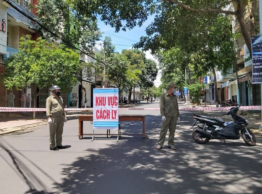Thành phố Buôn Ma Thuột khẩn trương triển khai phòng chống dịch Covid-19