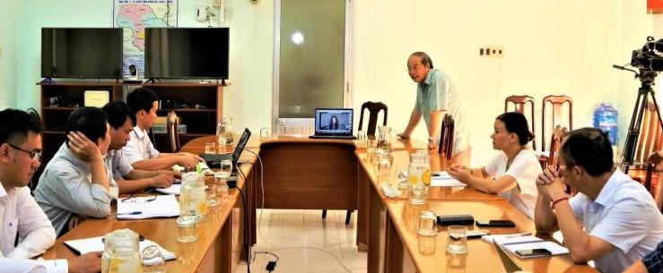 WHO tại Việt Nam hỗ trợ Đắk Lắk mô hình cảnh báo sớm sốt xuất huyết dựa trên số liệu vệ tinh