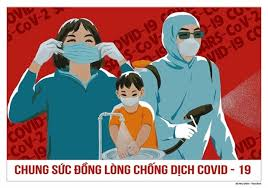 Phối hợp tham mưu thực hiện nghiêm túc công tác cách ly tại nhà và tập trung phòng chống COVID-19