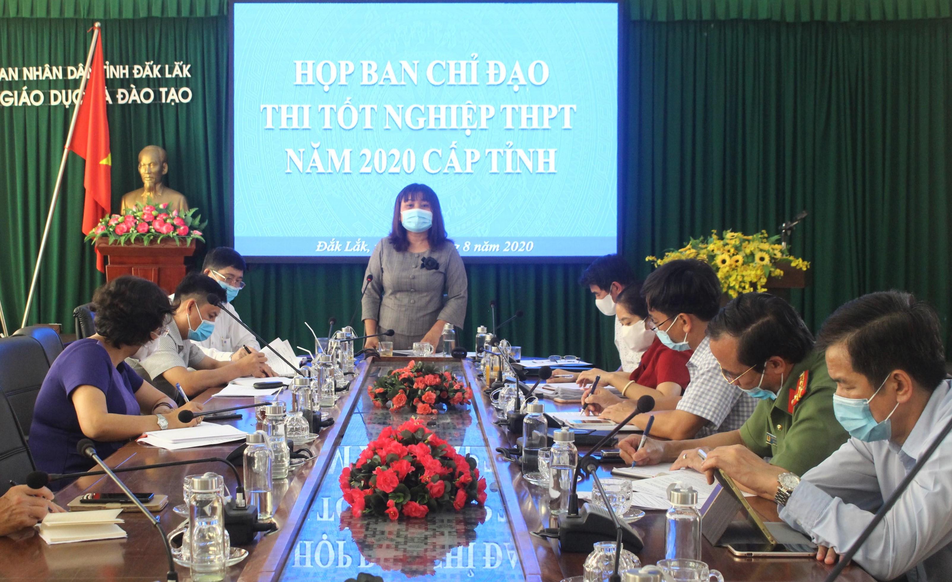 Thí sinh thành phố Buôn Ma Thuột sẽ thi tốt nghiệp THPT năm 2020 vào đợt 2