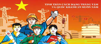 Tổ chức các hoạt động tuyên truyền kỷ niệm 75 năm Ngày cách mạng tháng Tám thành công và Ngày Quốc khánh nước Cộng hòa xã hội chủ nghĩa Việt Nam