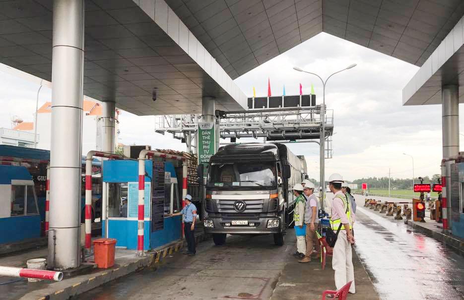 Triển khai Thông tư số 15/2020/TT-BGTVT ngày 22/7/2020 của Bộ Giao thông vận tải quy định về hoạt động của trạm thu phí