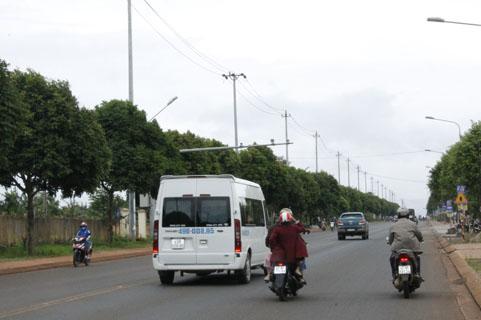 Đắk Lắk lắp camera giám sát hoạt động kinh doanh vận tải hành khách