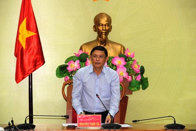Họp Ban Tổ chức Cuộc thi khởi nghiệp, khởi sự kinh doanh tỉnh Đắk Lắk 2020