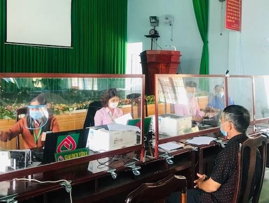 """Ngân hàng Chính sách xã hội huyện Cư M'gar triển khai hiệu quả """"nhiệm vụ kép"""""""