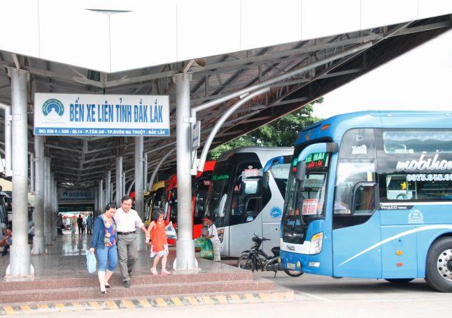 Tiếp tục thực hiện hoạt động vận chuyển hành khách đảm bảo công tác phòng, chống dịch Covid-19