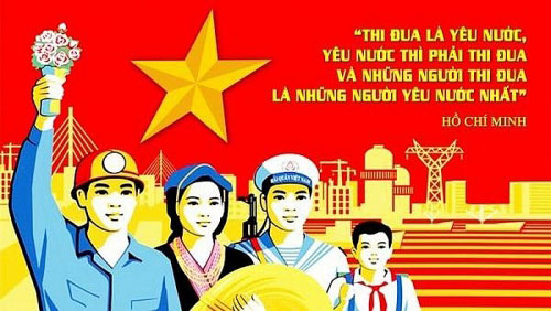 Tuyên truyền Đại hội Thi đua yêu nước tỉnh Đắk Lắk lần thứ XI, tiến tới Đại hội Thi đua yêu nước toàn quốc lần thứ X năm 2020
