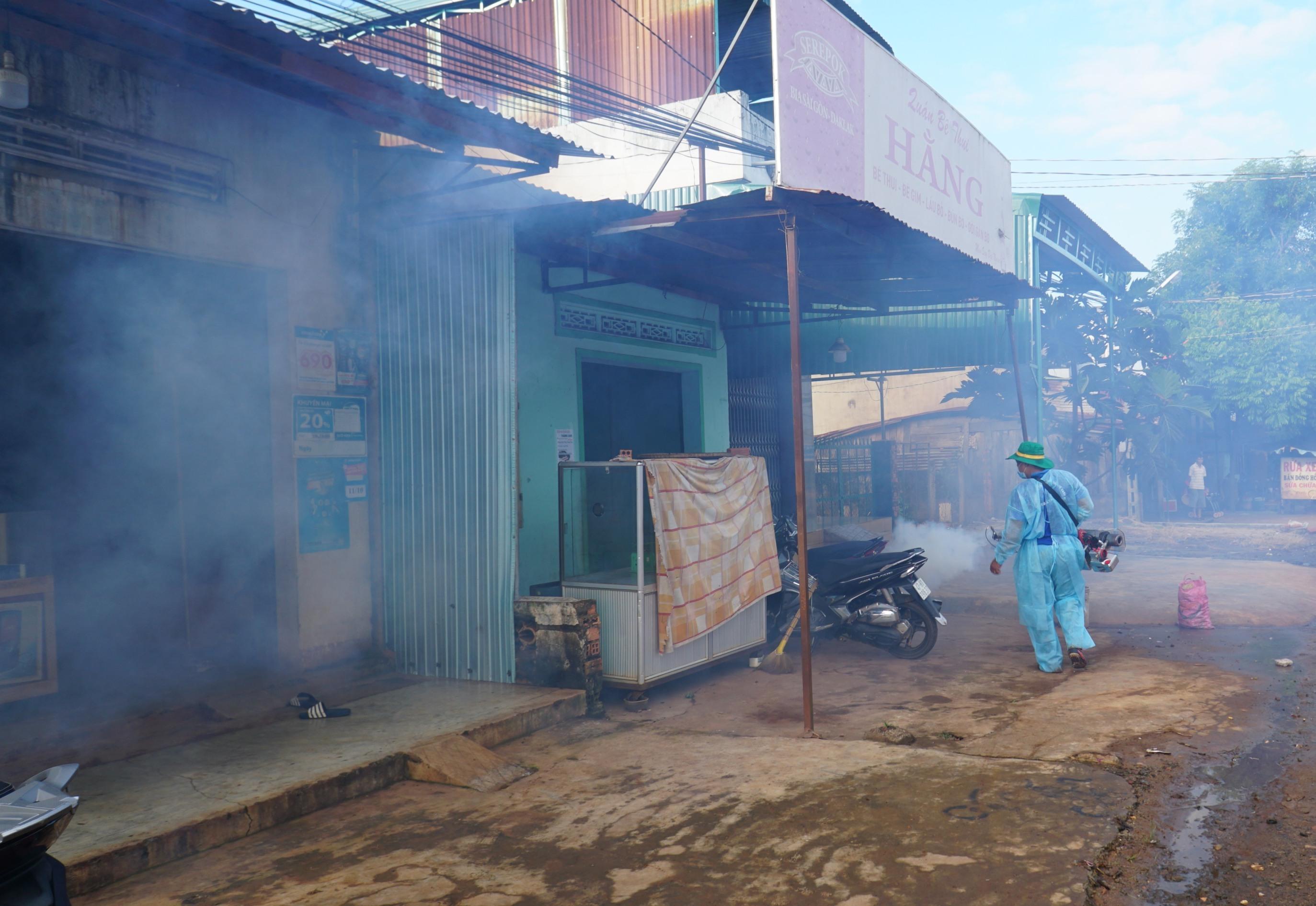Tăng cường giám sát phòng chống bệnh sốt xuất huyết