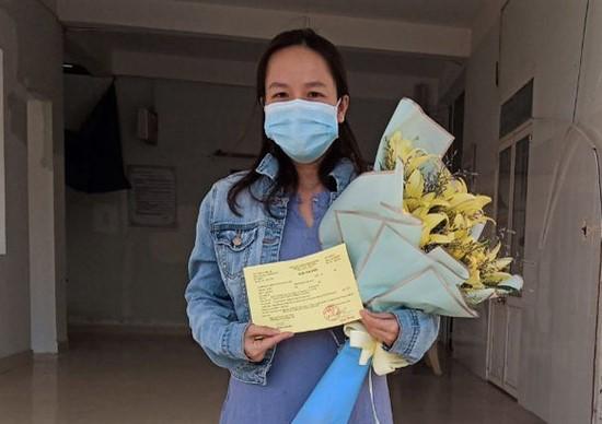 Bệnh nhân Covid-19 số 601 được xuất viện