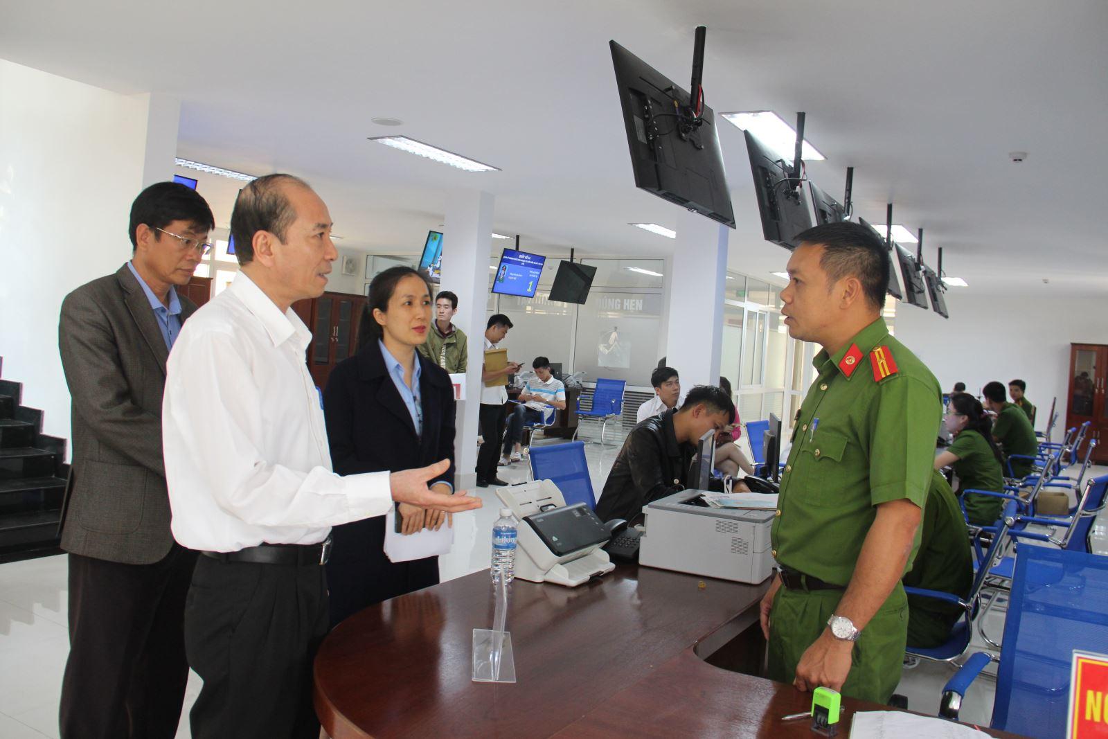 Nâng cao chỉ số cải cách hành chính và chỉ số hài lòng về sự phục vụ của cơ quan hành chính Nhà nước năm 2020