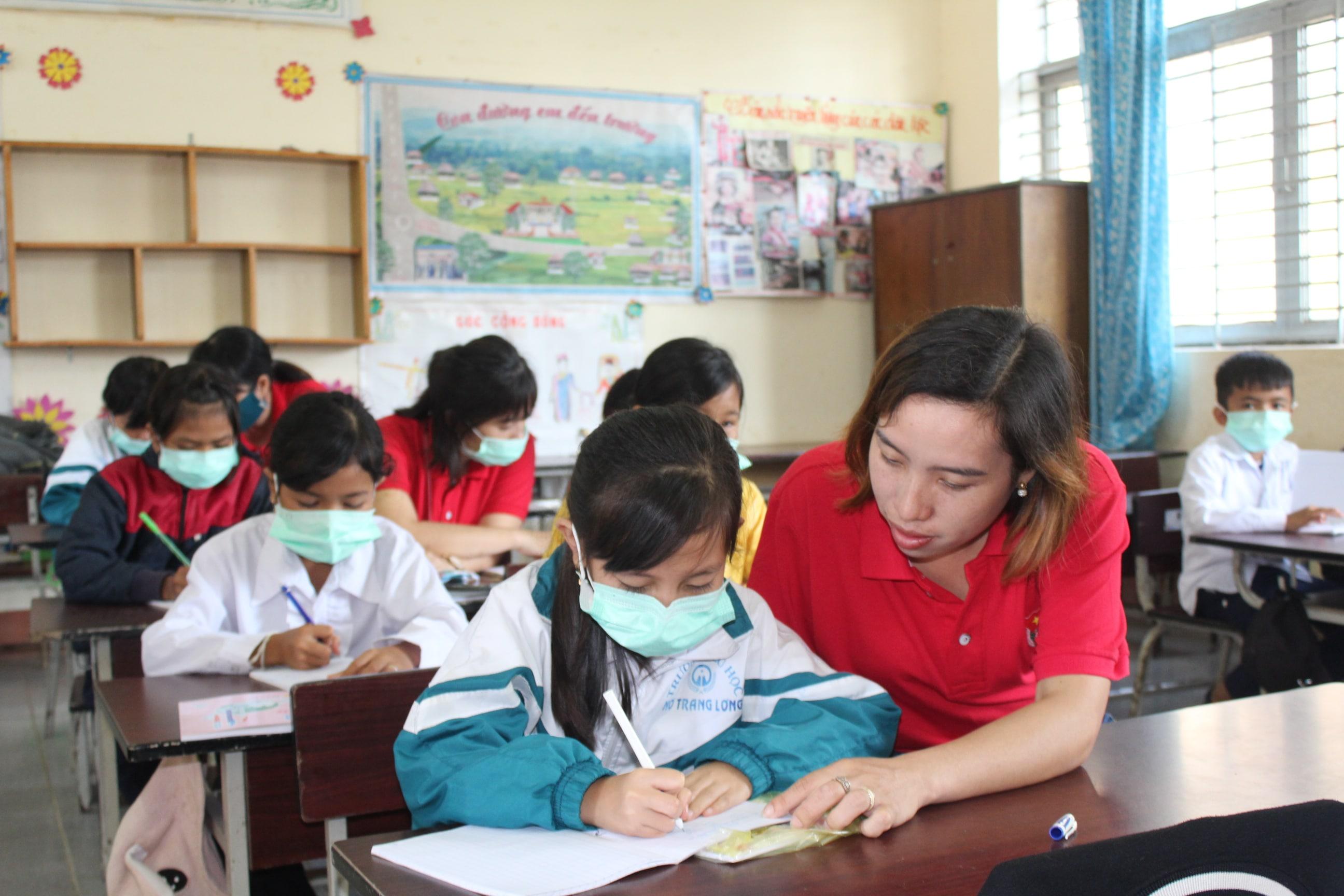 Huyện M'Đrắk: sẵn sàng cho năm học mới