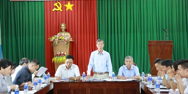 Giám sát việc tiếp công dân, giải quyết đơn thư khiếu nại, tố cáo của tổ chức, cá nhân tại huyện Cư Kuin