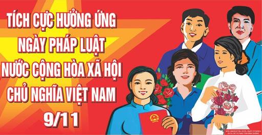 Kế hoạch tổ chức Ngày Pháp luật nước Cộng hòa xã hội chủ nghĩa Việt Nam trên địa bàn tỉnh năm 2020