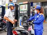 Thông báo điều chỉnh giá nhiên liệu.