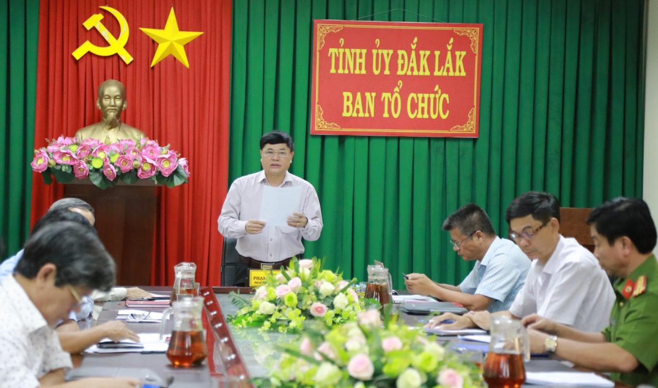 Hội nghị trực tuyến toàn quốc góp ý Dự thảo Quy chế làm việc của Đại hội đại biểu toàn quốc lần thứ XIII của Đảng