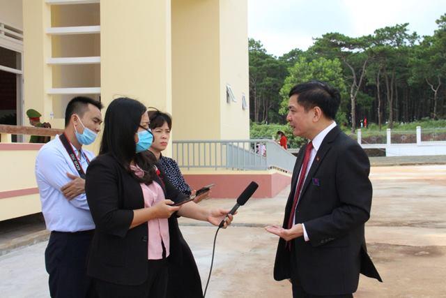 Đắk Lắk tổ chức thành công đại hội đảng bộ cấp trên cơ sở