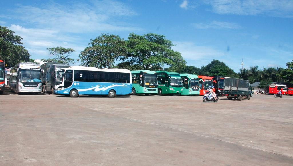 Khôi phục hoạt động khai thác hoạt động vận tải hành khách đi, đến thành phố Đà Nẵng