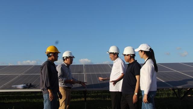 UBND chỉ đạo khắc phục tồn tại trong phát triển điện mặt trời mái nhà trên địa bàn tỉnh