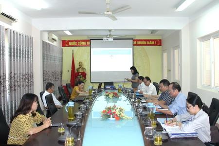 """Hội đồng nghiệm thu đề tài cấp tỉnh """"Nghiên cứu mức độ và các biện pháp hạn chế phát thải nhà kính trong sản xuất cà phê tại tỉnh Đắk Lắk"""""""