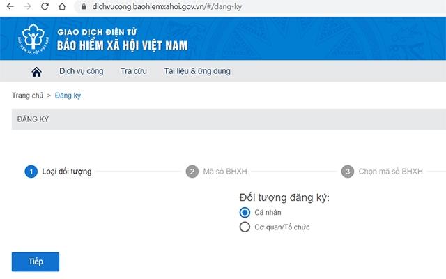 BHXH Việt Nam tích hợp 15 dịch vụ công lên Cổng Dịch vụ công quốc gia