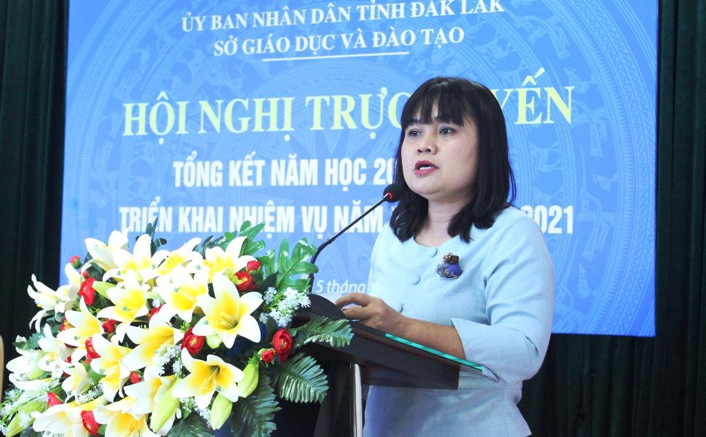 Đắk Lắk: Tổng kết năm học 2019–2020 và triển khai nhiệm vụ năm học 2020-2021