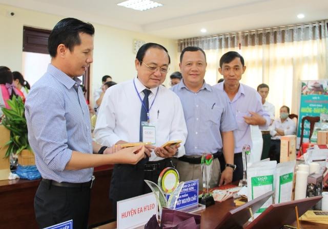 Đắk Lắk phấn đấu hết năm 2020 sẽ hoàn thiện, nâng cấp 27 sản phẩm OCOP