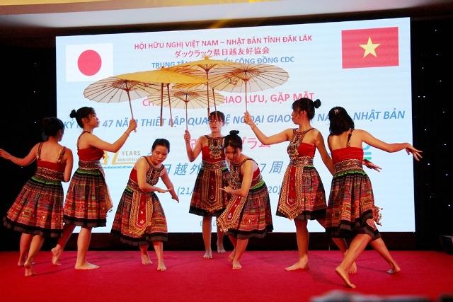 Kỷ niệm 47 năm thiết lập quan hệ ngoại giao Việt Nam – Nhật Bản