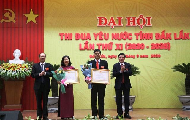 Đại hội thi đua yêu nước tỉnh Đắk Lắk lần thứ XI (2020-2025)