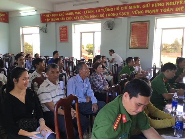 Huyện Ea Kar tập huấn triển khai hệ thống đăng ký và quản lý lưu trú trực tuyến
