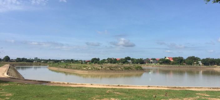 UBND thống nhất chủ trương khảo sát, lập dự án điện mặt trời trên hồ Ea Súp Hạ  .