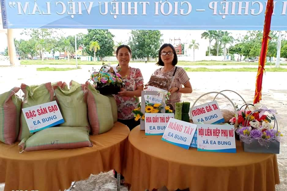Ngày hội khởi nghiệp – Giới thiệu việc làm tại huyện Ea Súp